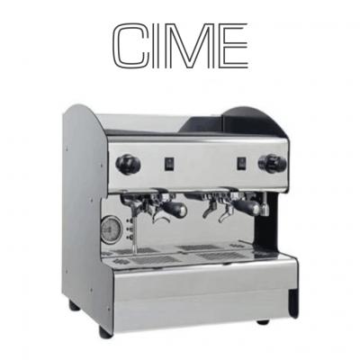CIME OMNIA – 2 Group Semi-automatic P2 – Compact