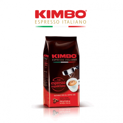 Kimbo Espresso BEANS – Napoletano (12 x 250gr)