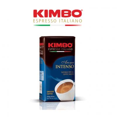 Kimbo Espresso Intenso Ground Coffee (20 x 250g)