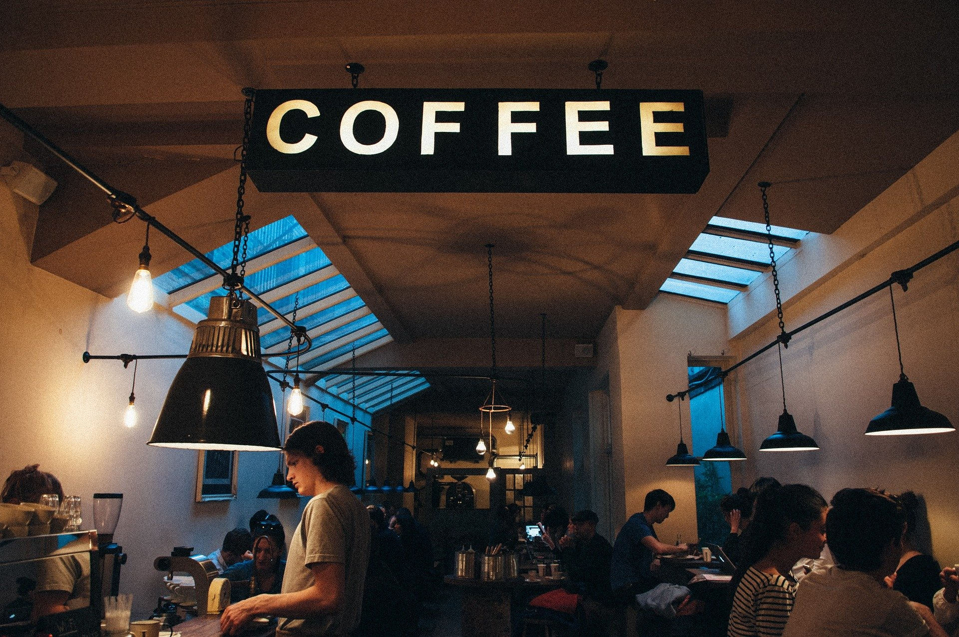 Importalia Coffee Machine