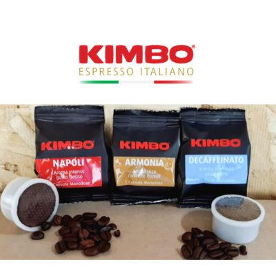 Kimbo Std Capsules