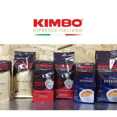 Kimbo Retail Products
