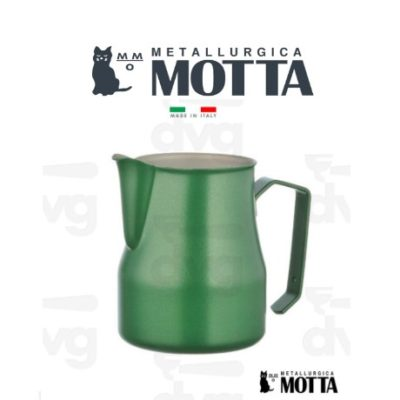 Motta 750ml Milk Pitcher Green