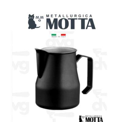 Motta 750ml Milk Pitcher Black
